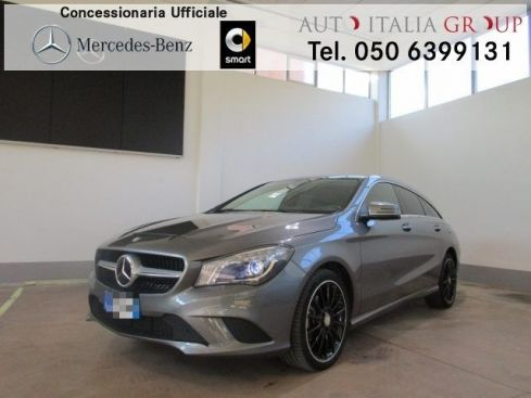 MERCEDES-BENZ CLA 200 d S.W. Automatic Sport Night