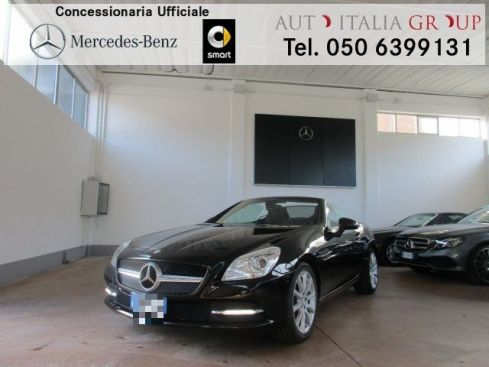 MERCEDES-BENZ SLK 250 CDI BlueEFFICIENCY Sport