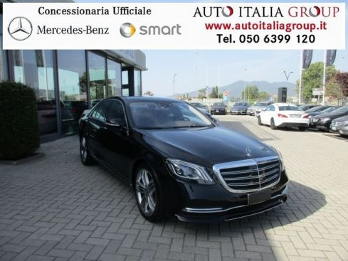 MERCEDES-BENZ S 350 d 4Matic Premium Plus MODEL YEAR 2017