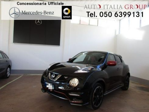 NISSAN Juke 1.6 DIG-T 218 Nismo RS