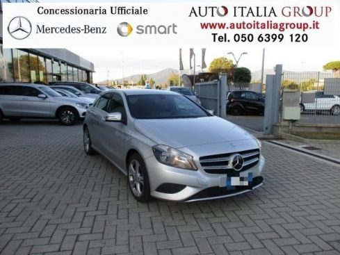 MERCEDES-BENZ A 180 CDI BlueEFFICIENCY Executive