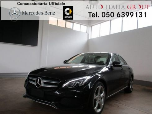 MERCEDES-BENZ C 220 d Automatic Sport NEXT
