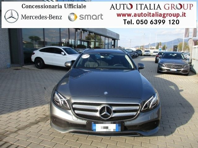 Mercedes benz e 220 d s w auto business sport used car for K and w motors