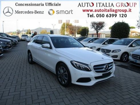 MERCEDES-BENZ C 220 d S.W. Automatic Sport NEXT