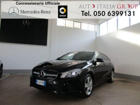 MERCEDES-BENZ CLA 180 d shooting brake Sport