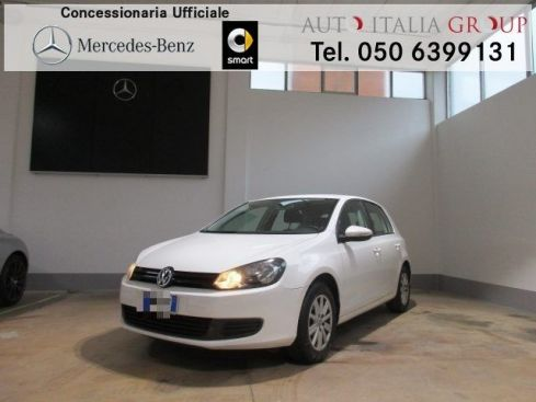 VOLKSWAGEN Golf 1.6 TDI DPF BlueMotion