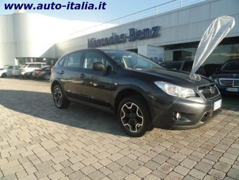 SUBARU XV 2.0D-S UNLIMITED --