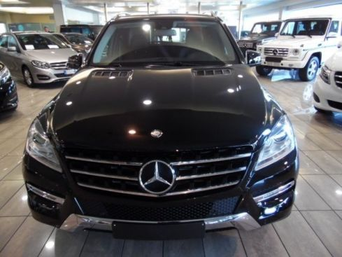 MERCEDES-BENZ ML 250 BlueTEC Premium 79500 €