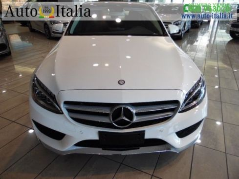 MERCEDES-BENZ C 200 BlueTEC Automatic Premium 52100 €