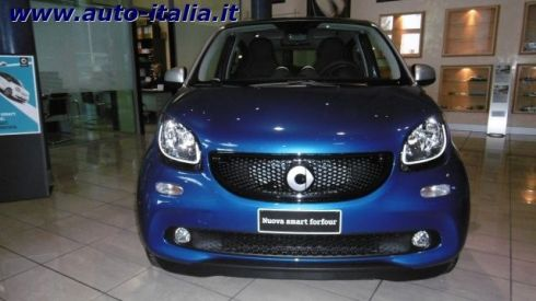 SMART ForTwo 70 1.0 Passion 16.754 €