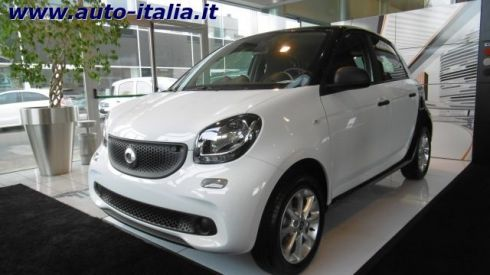 SMART ForFour 70 1.0 Youngster 15.448 €