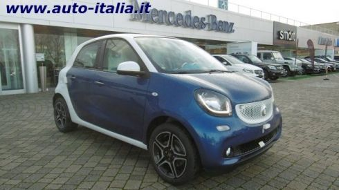SMART ForFour 70 1.0 Proxy 18.471 € LISTINO