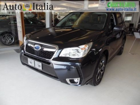 SUBARU Forester 2.0D Lineartronic Unlimited