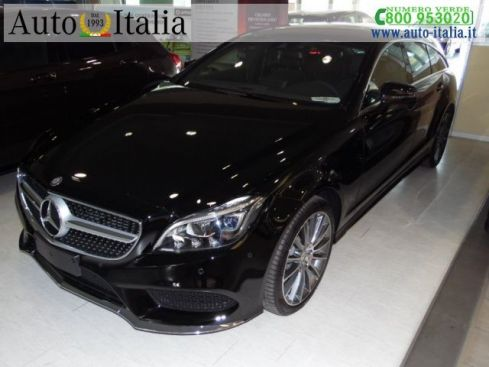 MERCEDES-BENZ CLS 250 SW BlueTEC 4Matic Premium € 80560