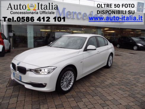 BMW 316 d Luxury  UNICO-PROPRIETARIO