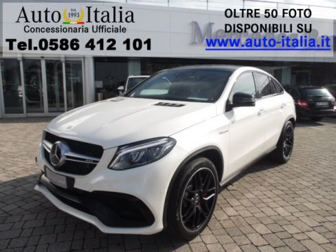 MERCEDES-BENZ GLE 63 AMG S 4Matic Coupé 158.562€