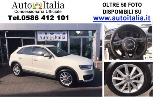 AUDI Q3 2.0 TDI Advanced XENO