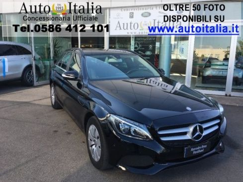 MERCEDES-BENZ C 220 BlueTEC Automatic Sport Business
