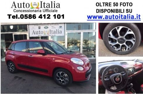 FIAT 500L 1.4 95 CV Pop Star LIST:20450€
