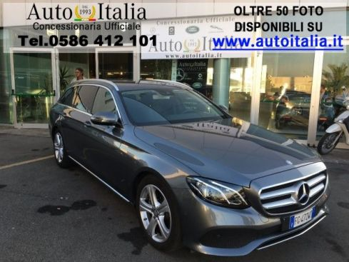 MERCEDES-BENZ E 220 d S.W. Automatica  Business Sport NAVI FULL COMAND