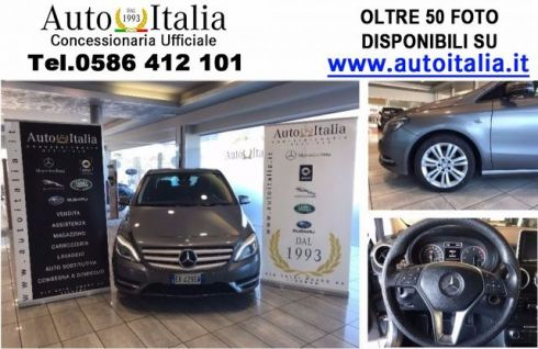 MERCEDES-BENZ B 180 CDI BlueEFF Executive XENO- NAVI COMAND