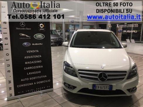 MERCEDES-BENZ B 180 CDI Automatic Executive COMAND ON LINE