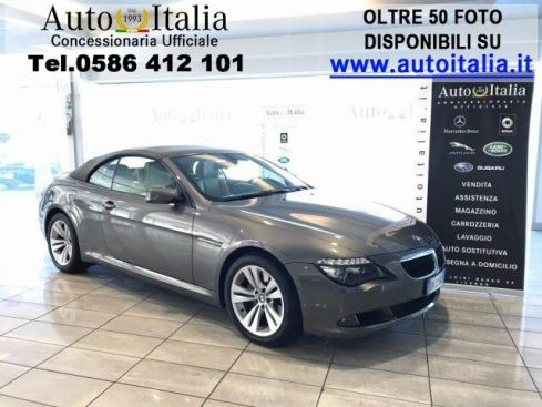 BMW 635 d cat Cabrio FULL