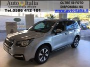 SUBARU FORESTER 2.0I LINEARTRONIC UNLIMITED EYESIGHT SAAS Usata 2017