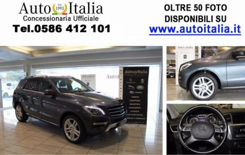 MERCEDES-BENZ ML 250 BlueTEC 4Matic Sport CL20 XENO