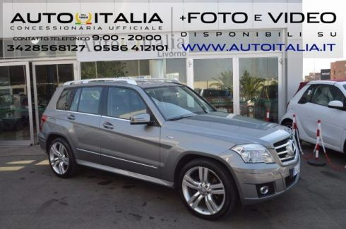 MERCEDES-BENZ GLK 220 CDI 2WD BlueEFFICIENCY Sport Cerchi 20