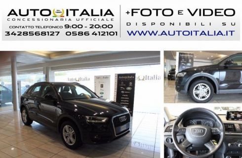 AUDI Q3 2.0 TDI Advanced XENO NAVI