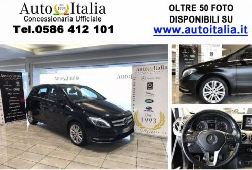 MERCEDES-BENZ B 180 200 CDI 1.8cc Executive XENO