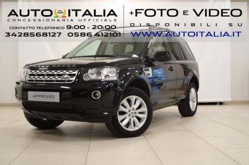 LAND ROVER Freelander 2.2 SD4 S.W. HSE