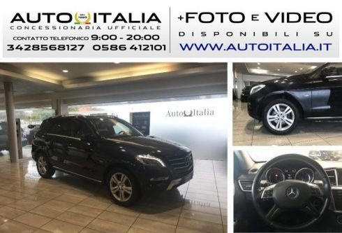 MERCEDES-BENZ ML 250 BlueTEC 4Matic Sport AUTO