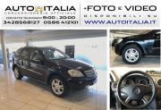 MERCEDES-BENZ ML 320 CDI PACK OFFROAD CHROME UNICO PROPRIETARIO Usata 2009