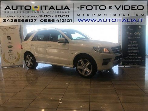 MERCEDES-BENZ ML 250 BlueTEC 4Matic Premium