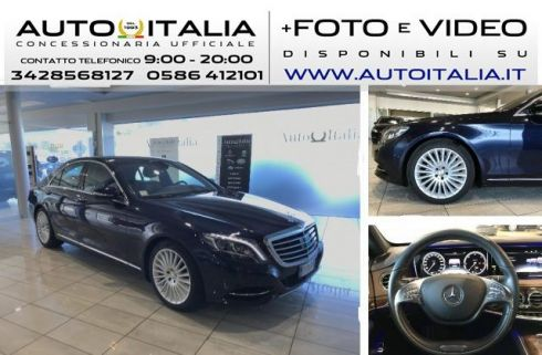 MERCEDES-BENZ S 350 BlueTEC 4Matic Maximum FULL-LISTINO 111972