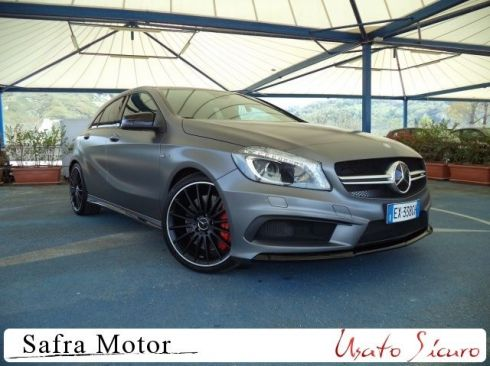 MERCEDES-BENZ A 45 AMG 4Matic Performance - Pronta Consegna -