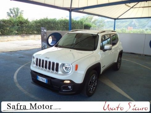 JEEP Renegade 1.6 Mjt Limited Aziendale