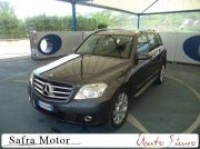 MERCEDES-BENZ GLK 220 CDI 4MATIC BLUEEFFICIENCY SPORT Usata 2010