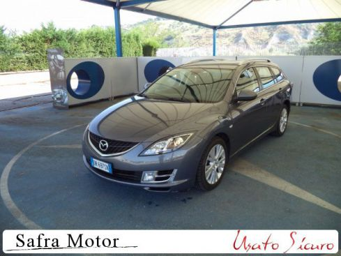 MAZDA 6 2.0 CD 16V/140CV Wag. Executive