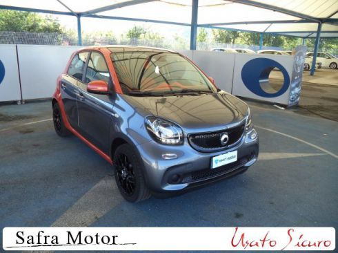 SMART ForFour 70 1.0 Sport edition 1 Navy