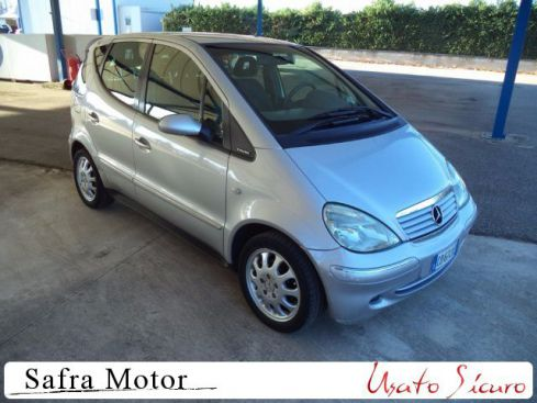 MERCEDES-BENZ A 160 cat Elegance