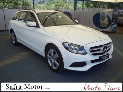 MERCEDES-BENZ C 180 BlueTEC S.W. Automatic Business