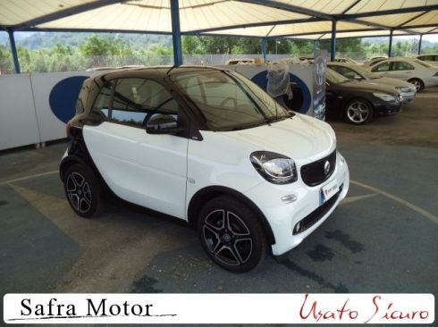 SMART ForTwo 70 1.0 PASSION URBAN STYLE