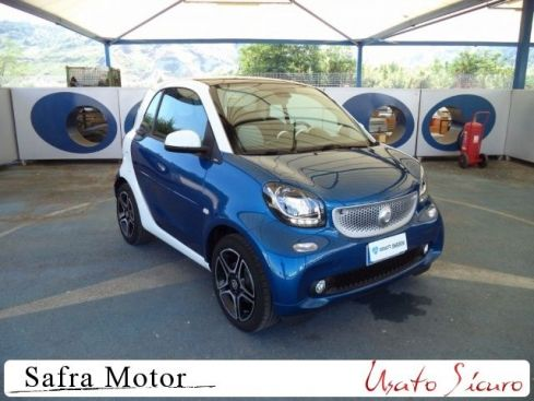 SMART ForTwo 70 1.0 twinamic Passion Pack Sport