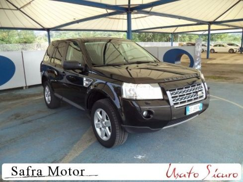 LAND ROVER Freelander 2.2 TD4 S.W. S Automatico