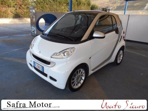 SMART ForTwo 800 40 kW coupé passion FL cdi