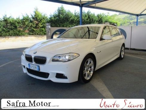 BMW 520 d cat Touring Msport 12/2010