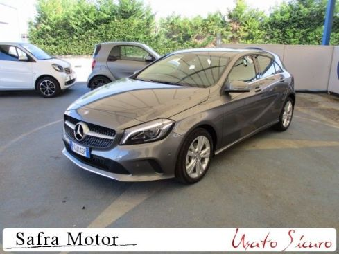 MERCEDES-BENZ A 200 d Automatic Sport Restayling KM 0